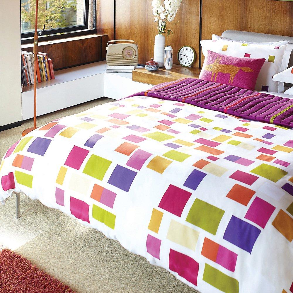 Scion blocks kingsize duvet cover multi coloured amazon co uk kitchen home