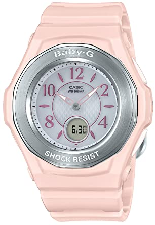 Image Unavailable. Image not available for. Color  CASIO BABY-G Tough Solar  Multi-Band 6 ... 98c4a04609