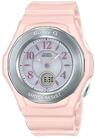Reloj de pulsera CASIO A Radio BABY-G : BGA-1050-4BJF solares señoras.: Amazon.es: Relojes