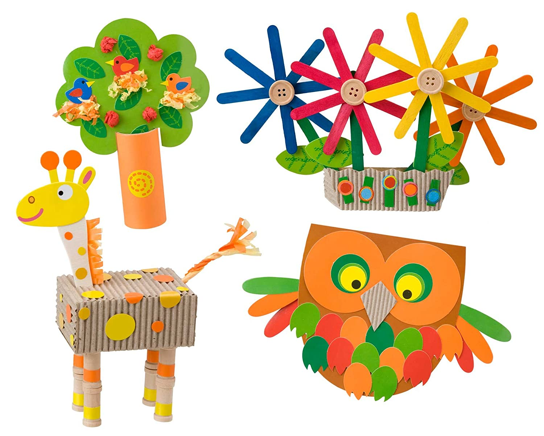 Amazon.com: ALEX Toys Craft Eco Crafts: Toys & Games