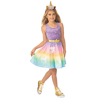 Rubie's Costume Unicorn Girl Childs Costume: Toys & Games