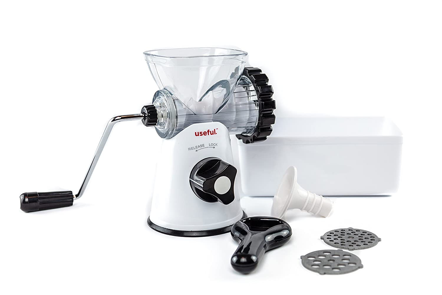 Top 5 Best Manual Meat Grinders For Your Home Kitchen 10