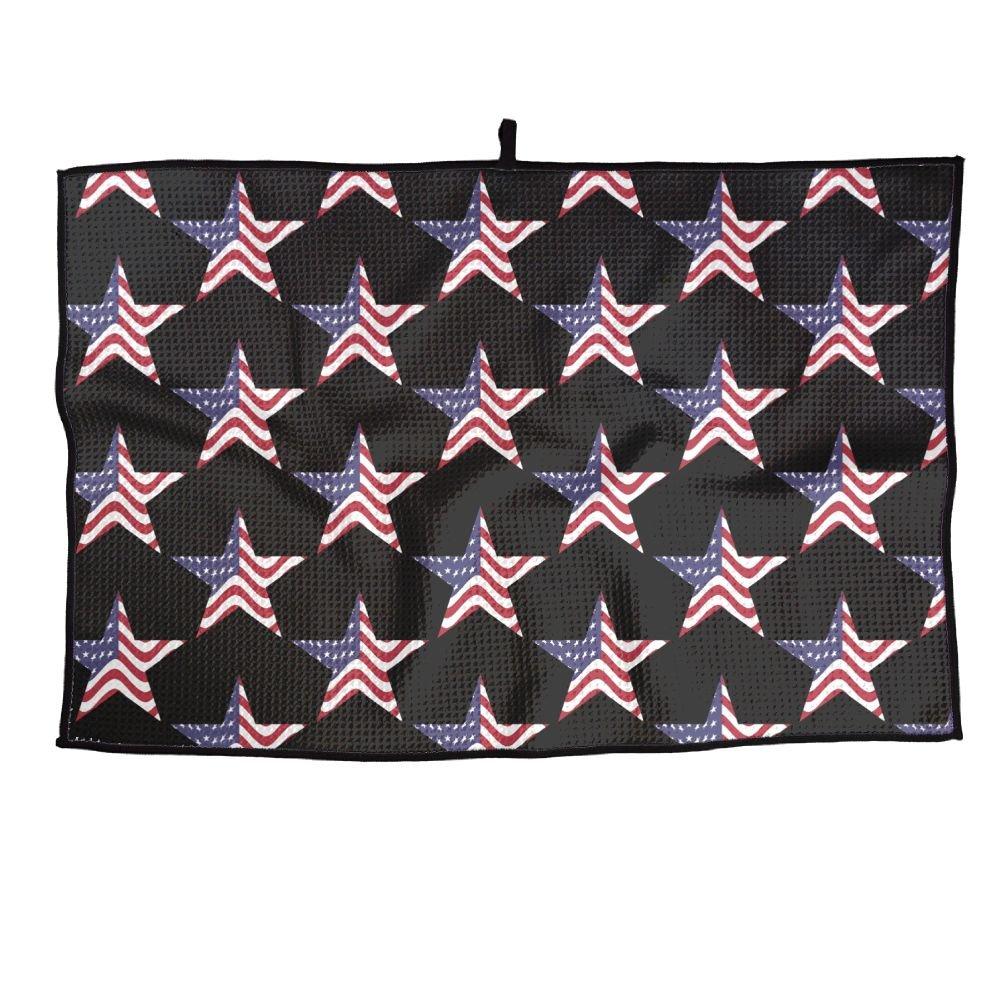 新作からSALEアイテム等お得な商品満載 ゲームLife American American Flag Star Flag B07FC8B73V Personalizedゴルフタオルマイクロファイバースポーツタオル B07FC8B73V, CoCo Color KYOTO:a1a881fb --- a0267596.xsph.ru
