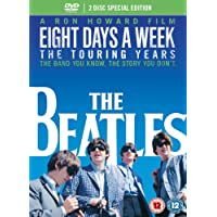 The Beatles: Eight Days a Week - The Touring Years - Special  Edition [DVD] [2016]