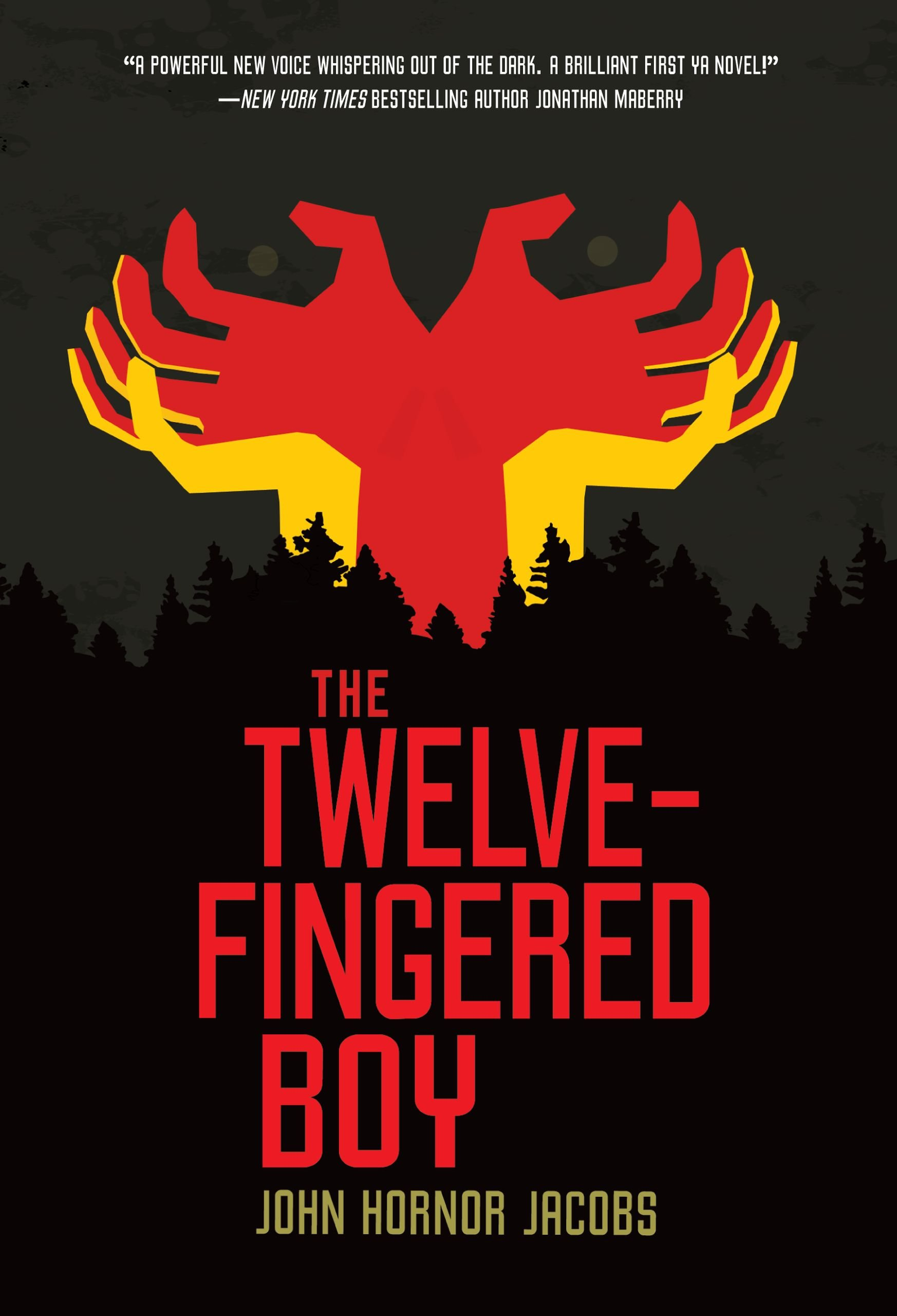 Download The Twelve-Fingered Boy (The Twelve-Fingered Boy Trilogy) ebook
