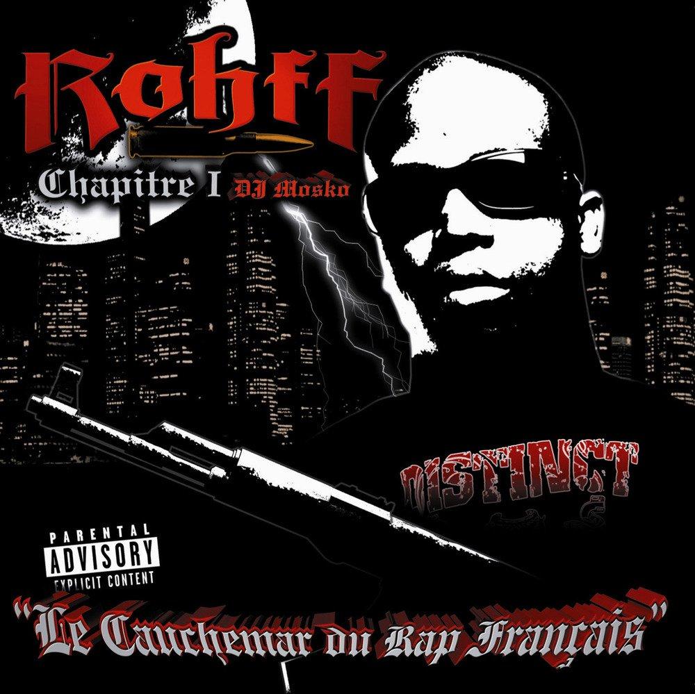 album rohff le cauchemar du rap francais