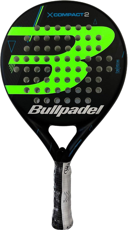 Bullpadel Pala de pádel X-Compact LTD Green