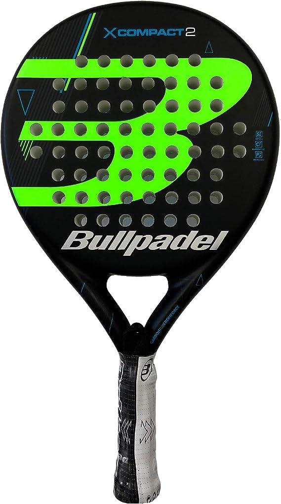Bullpadel Pala de pádel X-Compact LTD Green: Amazon.es: Deportes y ...