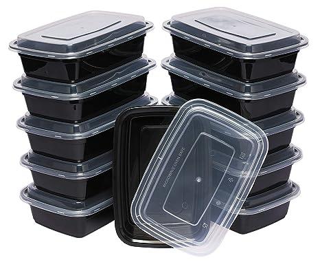 Amazon.com: SkyGenius - Recipiente para comida (plástico ...