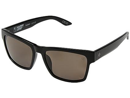 dfd00d95b9 Amazon.com   Spy Haight 2 Sunglasses Gloss Black with Happy Bronze ...