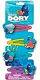 Joy Toy 41164 - Alla Ricerca di Dory 4 Mollettine per Capelli su Backer Card