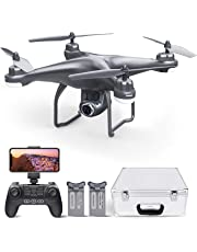 Potensic T25 GPS Drone, FPV RC Drone with Camera 1080P HD WiFi Live Video, Auto Return Home, Altitude Hold, Follow Me and Carrying Case