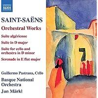 Suite Algérienne Op.60, Suite Op.49, Suite Op.16bis, Serenata Op.15