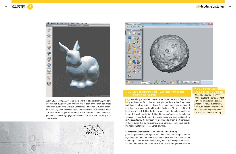 Coole Objekte mit 3D-Druck: Amazon.de: Jochen Hanselmann: Bücher