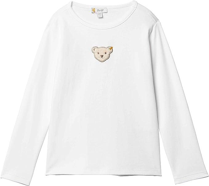 Steiff T-Shirt Langarm Camisa Manga Larga para Niños: Amazon.es: Ropa y accesorios