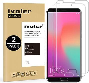 ivoler [2 Unidades] Protector de Pantalla para Huawei Honor View ...