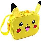 Pokemon Pikachu Deluxe Soft Lunch Box
