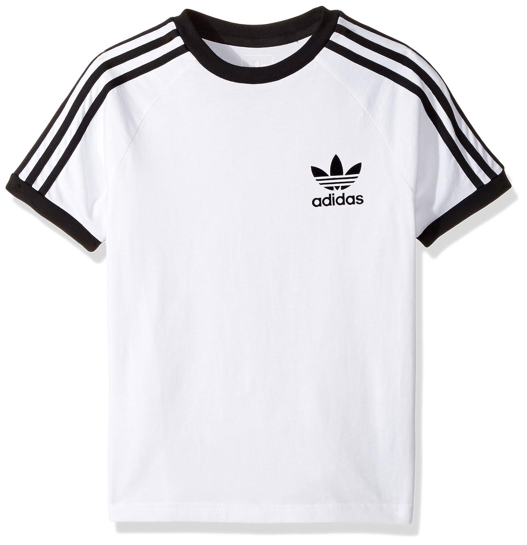 Amazon.com  adidas Originals Tops Big Boys  Kids California Tee ... 5563e00bf