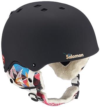 Salomon Skihelm Venom: : Bekleidung
