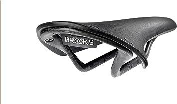 Brooks England Cambium C13 132mm Black Men/'s Bike Saddle