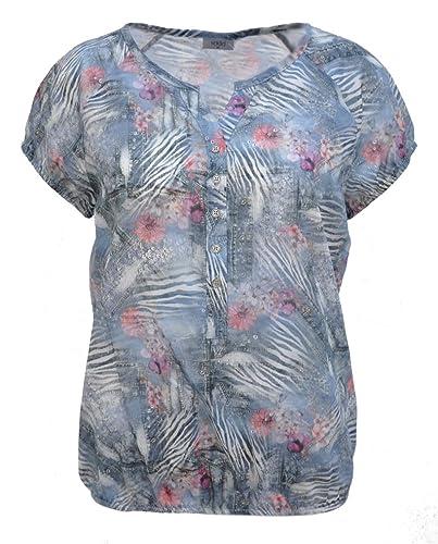 Seidel - Camisas - Cuello redondo - para mujer