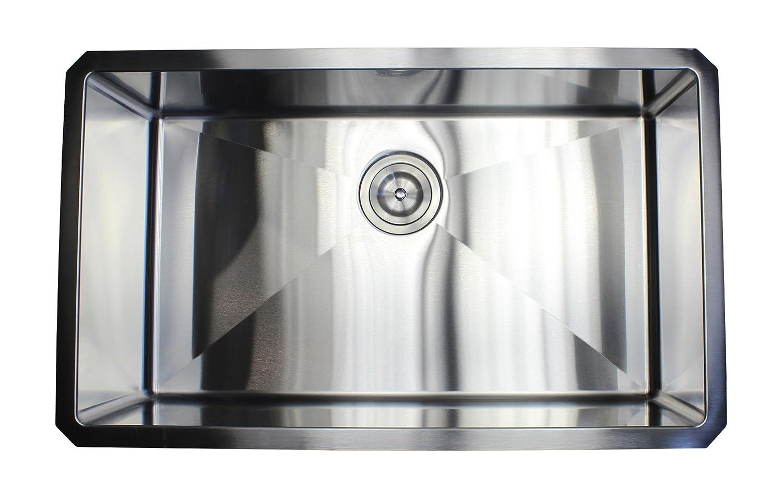 Ariel R3018 Aspen - Fregadero de cocina (76,2 x 45,7 cm, 2 piezas): Amazon.es: Bricolaje y herramientas