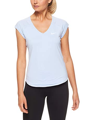 sale retailer f2a12 5a22c Nike Womens Pure Top, Womens