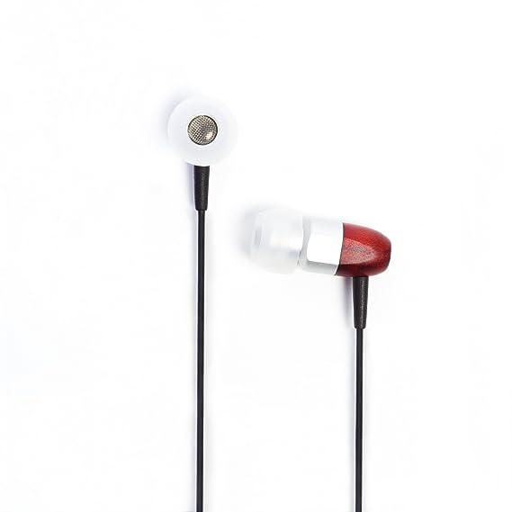 Amazon.com: thinksound 8 mm pasivo Auriculares con ...