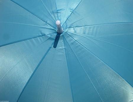 Lila Meinposten Sonnenschirm f/ür Kinderwagen /Ø 100 cm UV Schutz 50 Buggy Schirm f/ür liegen