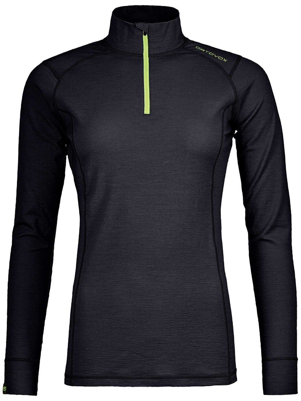 Ortovox Damen 145 Ultra Zip Neck Shirt ORTO5|#Ortovox