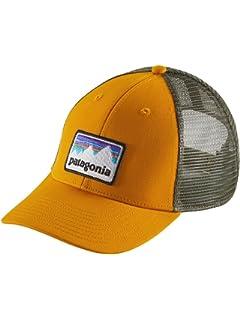 1a889aa338a Patagonia Men s Shop Sticker Patch LoPro Trucker Hat