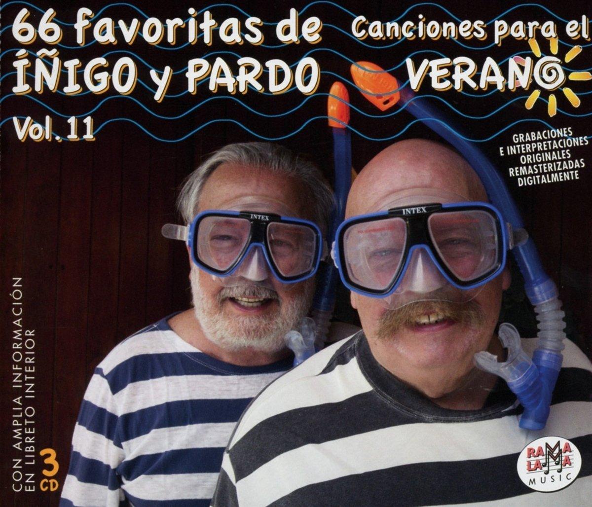 66 Favoritas Iñigo Y Pardo Vol.11 : Varios: Amazon.es: Música