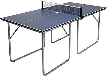 Joola - Mesa de ping-pong, color azul 182 x 91 cm (Areas pequeñas ...
