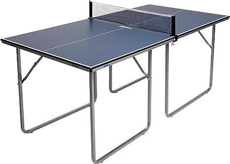 Joola - Mesa de ping-pong, color azul 182 x 91 cm (Areas pequeñas): Amazon.es: Deportes y aire libre