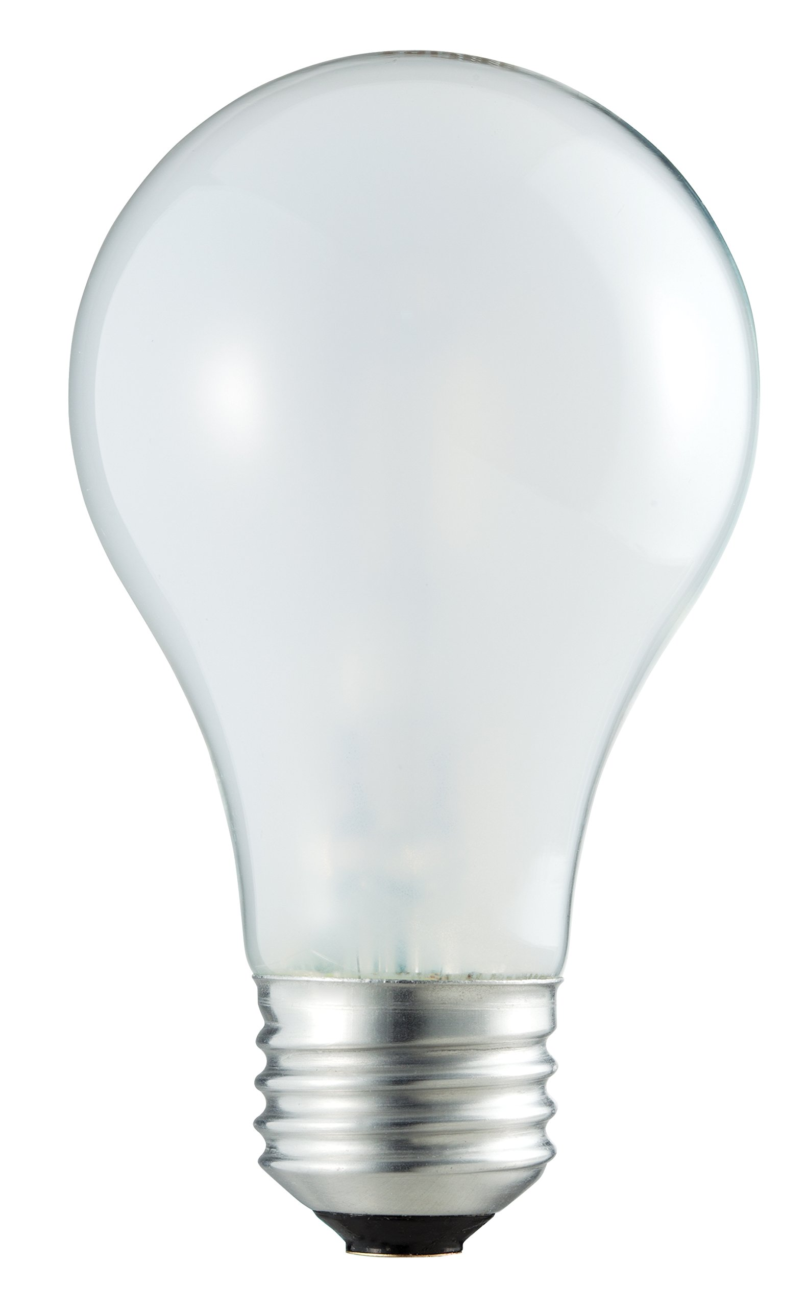 Philips 434274 60W Replacement Halogen A19 Dimmable Light Bulb (Pack of 6), Soft White