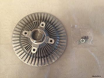HAYDEN Ventilador Viscoso embrague Nitro 2.8 CRD 2007 - 2011/Cherokee (libertad) KK 2.8 CRD 2007 - 2011: Amazon.es: Coche y moto