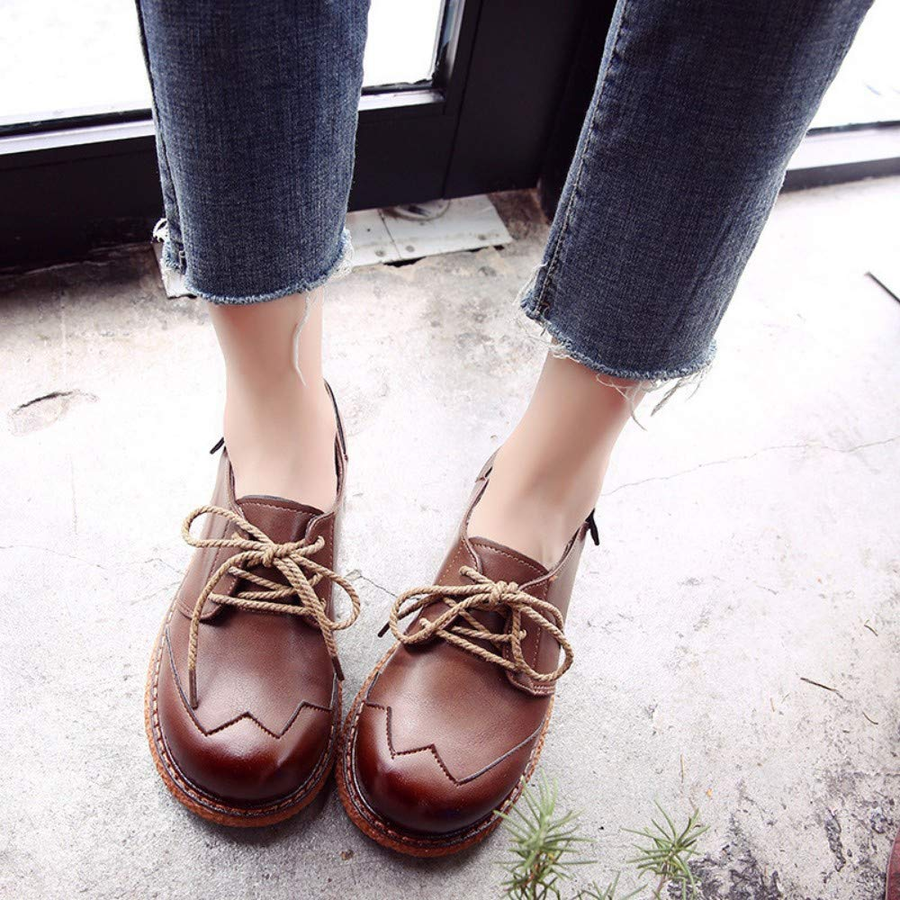 WUDAOLISHI Mokassins Einzelne Einzelne Einzelne Schuhe Sommer Wilde Runde Kopf Hässliche Schuhe Retro-Gezeiten Mode Bequem  a3cd91