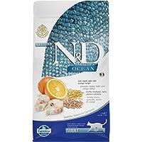 N&D Ocean M.Balıklı K.Buğday Yulaf Adult Cat, 1.5 Kg