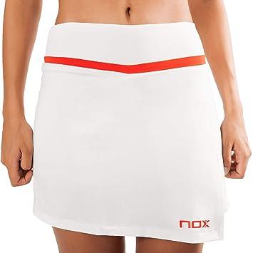 NOX Jupe Femme Team Blanco