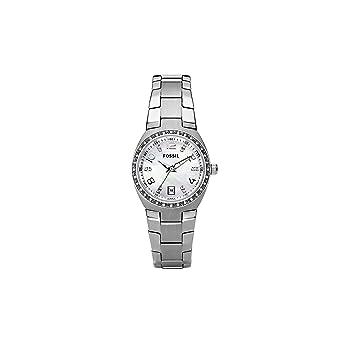Damen Uhr Mit Fossil Edelstahl Quarz Am4141 Armband Analog uXilwPkTOZ