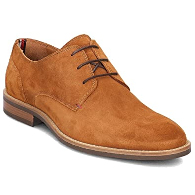 50478da0aee Tommy Hilfiger Mens Shoe Daytona 1B Winter Cognac 43  Amazon.co.uk ...