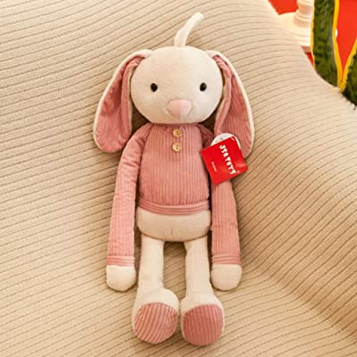 Soft Touching Animal Plush Doll Long Legs Plush Puppet Cute Stuffed Birthday Gift: Office Products