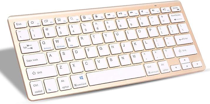1 juego de teclado y ratón universal para tablet y teclados ...