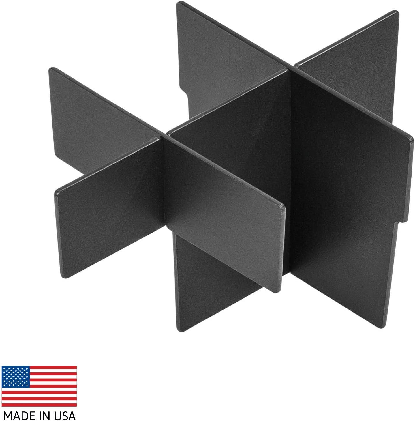 2010-2021 and Lexus GX 460 2010-2021 Glove Box Organizer compatible with Toyota 4Runner Vehicle OCD - Made in USA