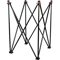 KD Adjustable Four Fold Carrom Stand, Professional Portable Carrom Board Lamp Shade, Hanging Lamp Shade (carrom stand)