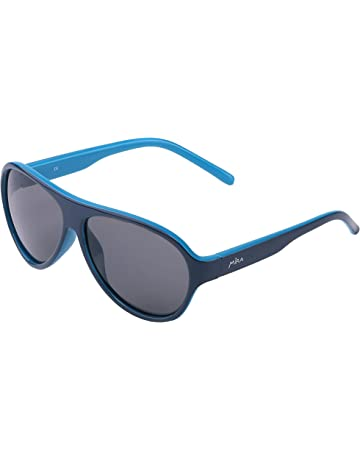 e61da009b4e MIRA MR-100 Unisex Kids Aviator Sunglasses - Polarized Lenses with 100% UVA  and