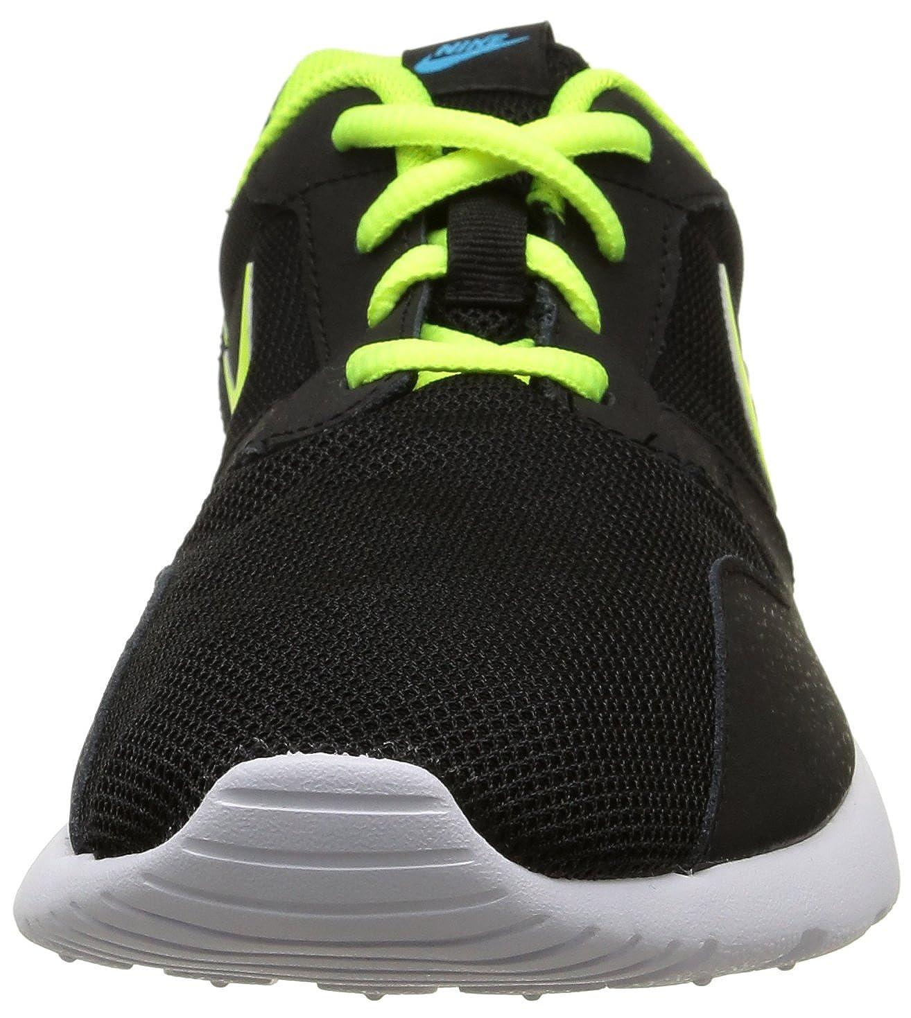new arrival 9f6ad 64616 Nike , Sneakers Basses garçon - Noir - Schwarz Fluo Gelb, 40 EU  Amazon.fr   Chaussures et Sacs