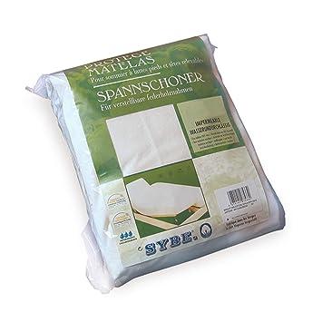 Antony – Colchón impermeable 2 x 70 x 190 cm, especial para cama articulada TPR, recubrimiento de muletón acrílico: Amazon.es: Hogar