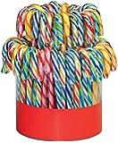 Tri d'Aix - Candy Canes Zuckerstangen bunt - 72 Stück/1kg