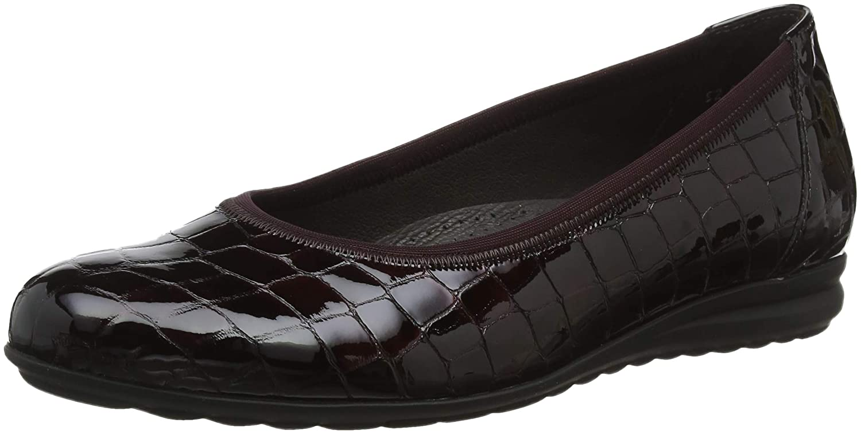 Gabor Shoes Comfort B07HM1M2KX Sport, Ballerines Femme Gabor Rouge Comfort (Merlot 88) 3e2c9ec - piero.space